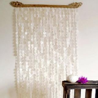 t r vorhang perlmutt kalimantan auf 12 nylonb ndern. Black Bedroom Furniture Sets. Home Design Ideas