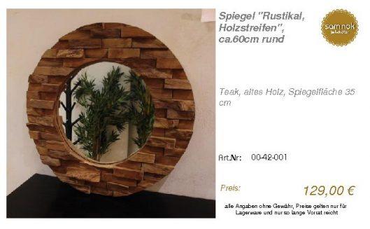 00-42-001-Spiegel _Rustikal, Holzstre_sam nok