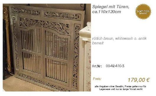 00-42-410-3-Spiegel mit Türen, ca.110x1_sam nok
