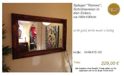 00-42-413-160-Spiegel _Romeo_, Schnitzere_sam nok