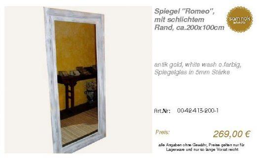 00-42-413-200-1-Spiegel _Romeo_, mit schlic_sam nok