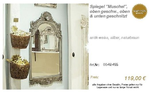 00-42-455-Spiegel _Muschel_, oben ges_sam nok