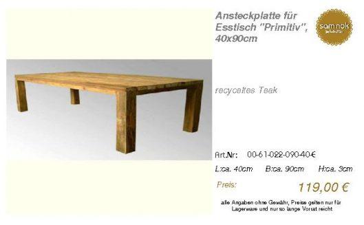 00-61-022-090-40-E-Ansteckplatte für Esstisch_sam nok