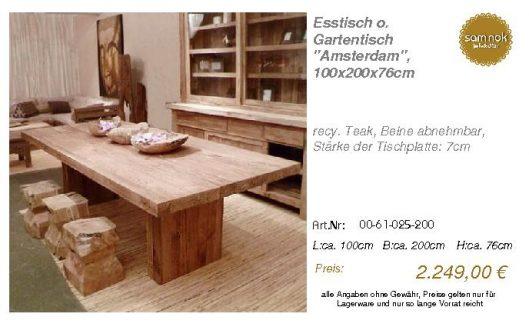 00-61-025-200-Esstisch o. Gartentisch _Am_sam nok