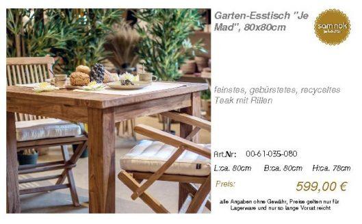 00-61-035-080-Garten-Esstisch _Je Mad_, 8_sam nok