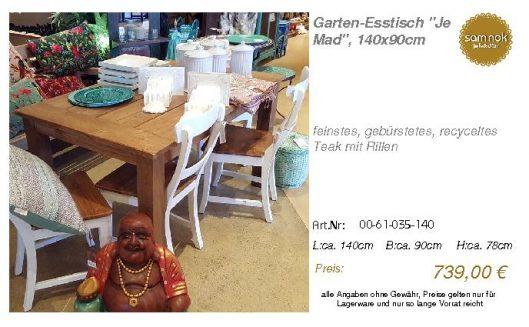 00-61-035-140-Garten-Esstisch _Je Mad_, 1_sam nok