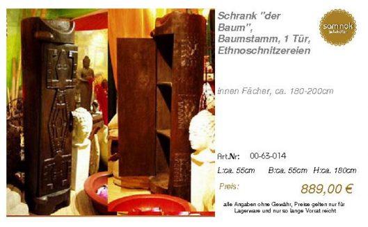00-63-014-Schrank _der Baum_, Baumsta