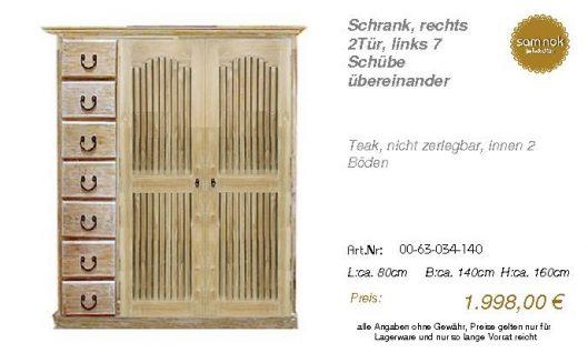 00-63-034-140-Schrank, rechts 2Tür, links