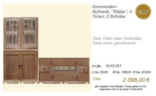 00-63-037-Kommoden-Schrank, _Stäbe_,
