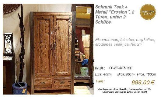 00-63-427-160-Schrank Teak + Metall _Eros