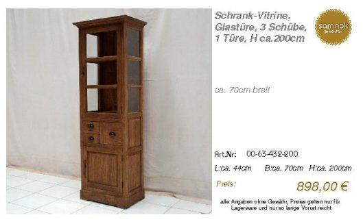 00-63-432-200-Schrank-Vitrine, Glastüre,