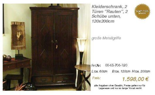00-63-706-120-Kleiderschrank, 2 Türen _Ra