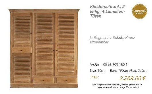 00-63-708-150-1-Kleiderschrank, 2-teilig, 4