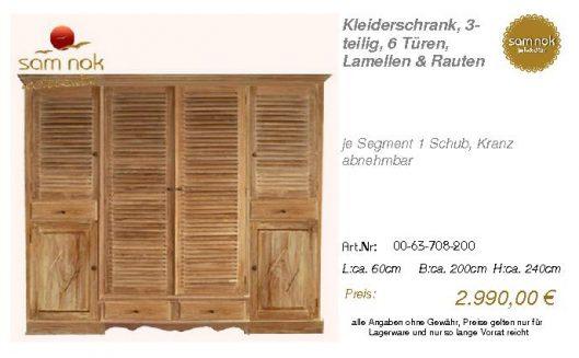 00-63-708-200-Kleiderschrank, 3-teilig, 6