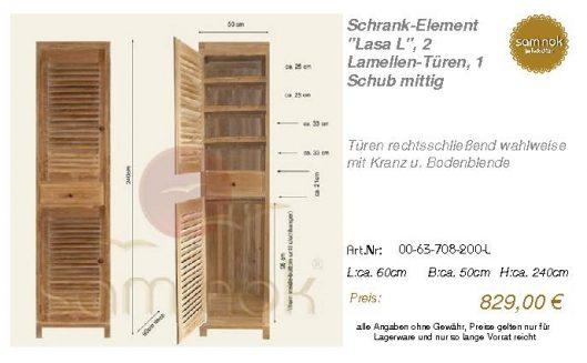 00-63-708-200-L-Schrank-Element _Lasa L_, 2