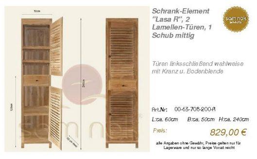 00-63-708-200-R-Schrank-Element _Lasa R_, 2