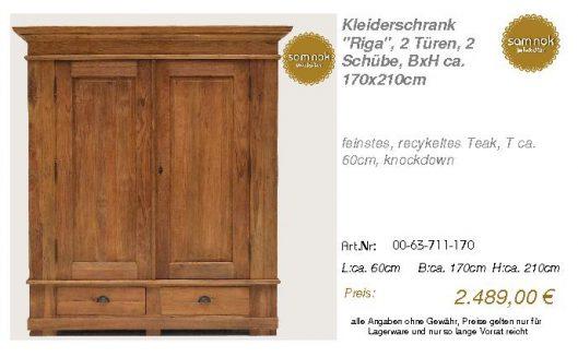 00-63-711-170-Kleiderschrank _Riga_, 2 Tü