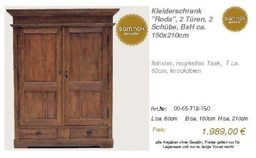 00-63-712-150-Kleiderschrank _Roda_, 2 Tü