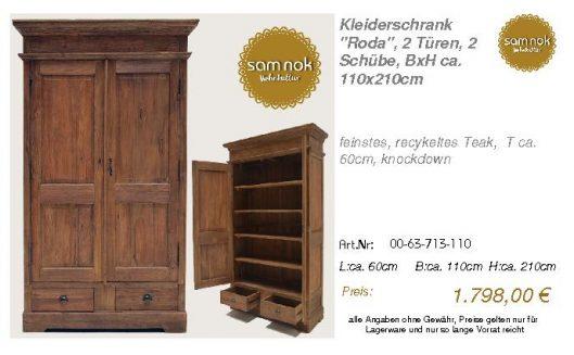 00-63-713-110-Kleiderschrank _Roda_, 2 Tü