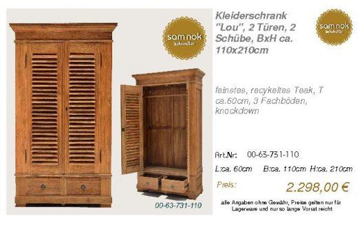 00-63-731-110-Kleiderschrank _Lou_, 2 Tür