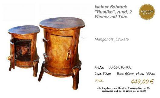 00-63-810-100-kleiner Schrank _Rustiko_,