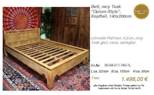 00-64-011-140-1L-Bett, recy Teak _Opium-Styl