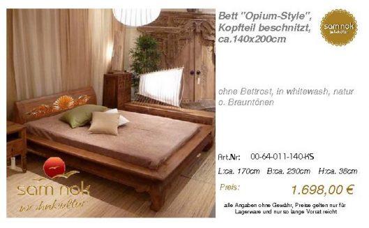 00-64-011-140-KS-Bett _Opium-Style_, Kopftei