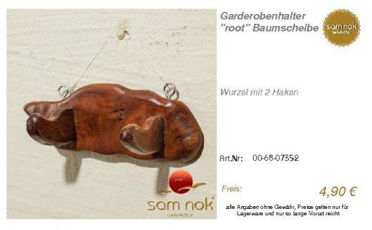 00-68-07352-Garderobenhalter _root_ Bau _sam nok