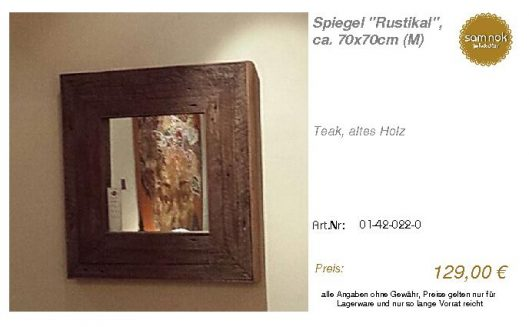 01-42-022-0-Spiegel _Rustikal_, ca. 70x_sam nok