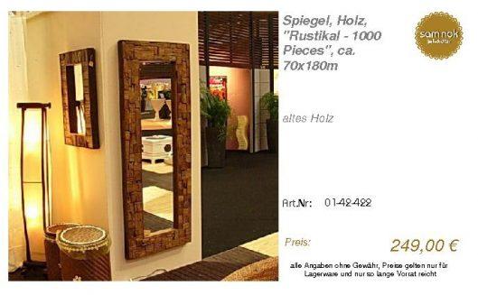 01-42-422-Spiegel, Holz, _Rustikal -_sam nok