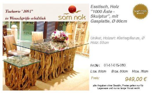 01-61-015-080-Esstisch, Holz _1000 Äste -_sam nok