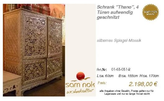 01-63-031-2-Schrank _Thano_, 4 Türen au