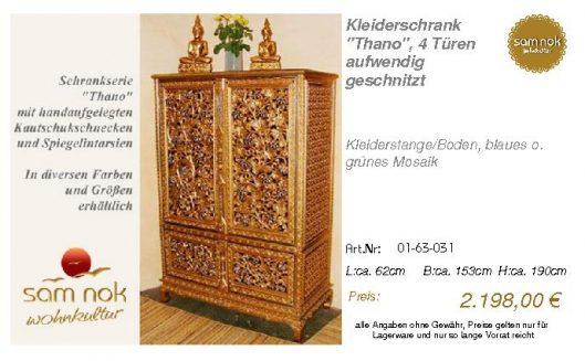 01-63-031-Kleiderschrank _Thano_, 4 T