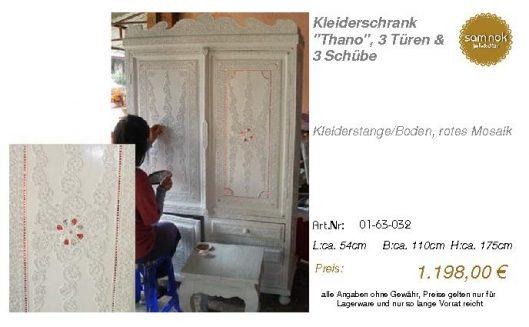 01-63-032-Kleiderschrank _Thano_, 3 T