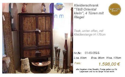 01-63-035-5-Kleiderschrank _T&B Orienta