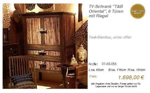 01-63-036-TV-Schrank _T&B Oriental_,