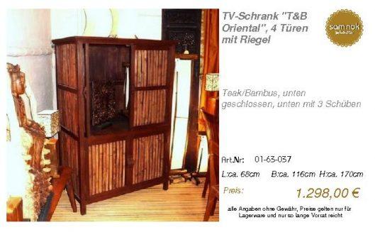 01-63-037-TV-Schrank _T&B Oriental_,