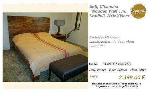 01-64-008-200-230-Bett, Chamcha _Wooden Wall_