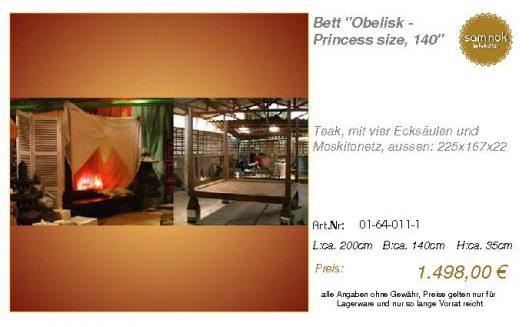 01-64-011-1-Bett _Obelisk - Princess si