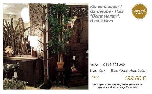 01-68-201-200-Kleiderständer _ Garderobe _sam nok