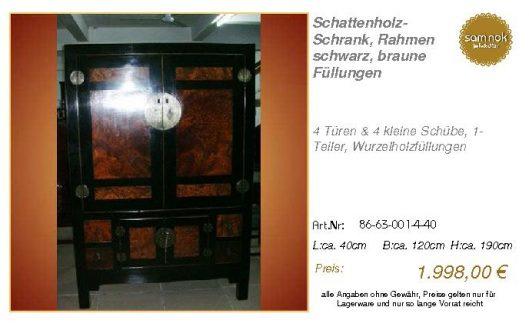 86-63-001-4-40-Schattenholz-Schrank, Rahme