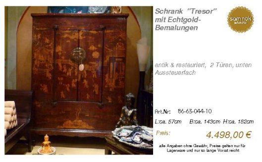86-63-044-10-Schrank _Tresor_ mit Echtg
