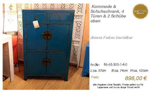 86-63-300-1-4-0- Kommode & Schuhschrank, 4