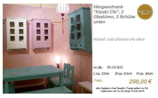 86-63-500-Hängeschrank _Kioski Chi_,