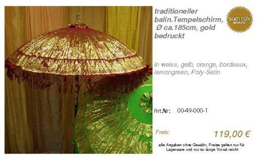 00-49-000-1-traditioneller balin.Tempel _sam nok