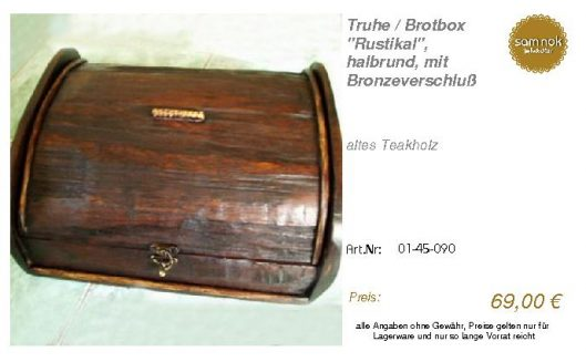 01-45-090-Truhe _ Brotbox _Rustikal_, _sam nok