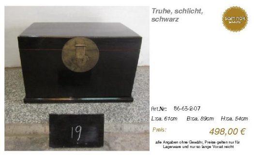 86-63-2-07-Truhe, schlicht, schwarz _sam nok