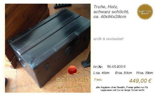 86-63-200-9-Truhe, Holz, schwarz schlic _sam nok