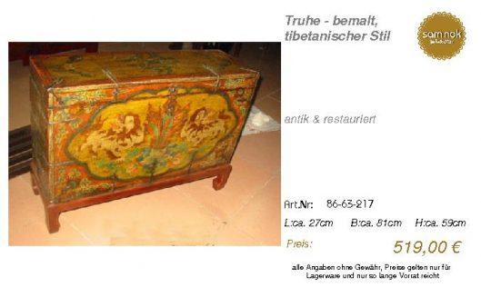 86-63-217-Truhe - bemalt, tibetanisch _sam nok