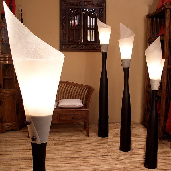 Lampe Tulpen